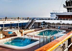 instalaciones crucero Pullmantur horizon