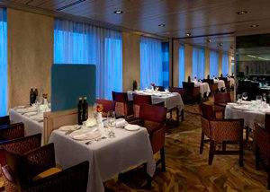 Restaurante crucero MS Rotterdam