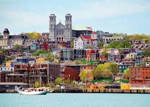 Visitar Saint John en crucero