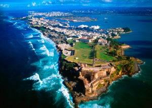 Crucero San Juan, Puerto Rico