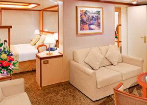 Suite familiar crucero crown