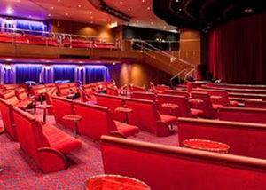 Teatro pullmantur horizon