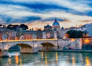 Crucero a Roma Mediterráneo