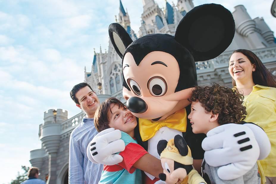 Vacaciones en familia cruceros Disney