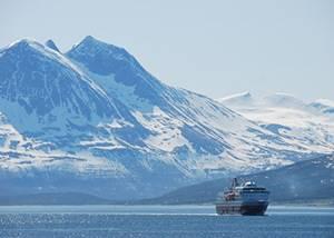 Cruceros de exploración en Noruega