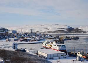 crucero expedición por noruega