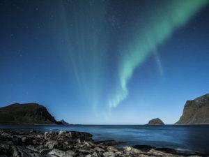 Crucero Noruega, auroras boreales