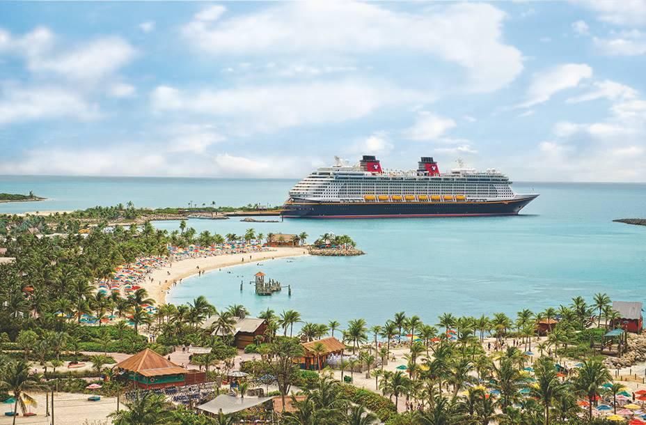 Isla Privada de Disney en el Caribe