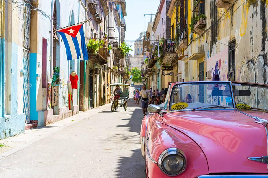 Visitar Cuba en crucero por el Caribe