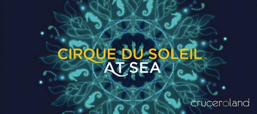 El espectáculo Cirque du Soleil en el MSC Bellissima