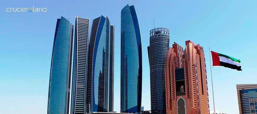 El mejor crucero por los Emiratos Árabes