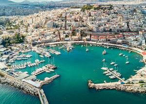 Crucero oferta por el Egeo, Grecia