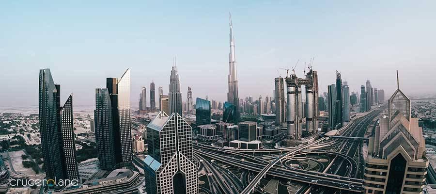 Crucero para 2019 en Dubai