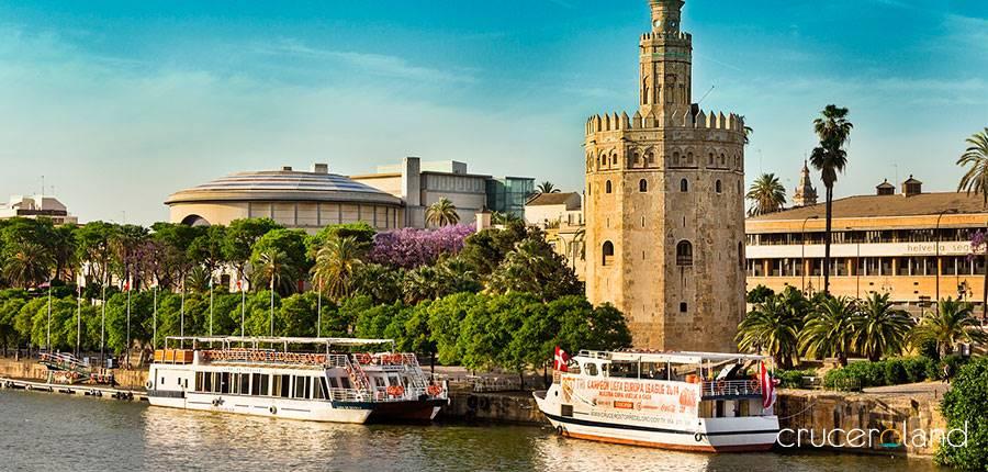 Descubre Andalucía con un crucero fluvial