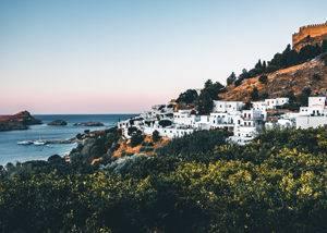 Crucero oferta Egeo, Rodas en Grecia