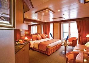 Suite crucero Costa Mediterranea