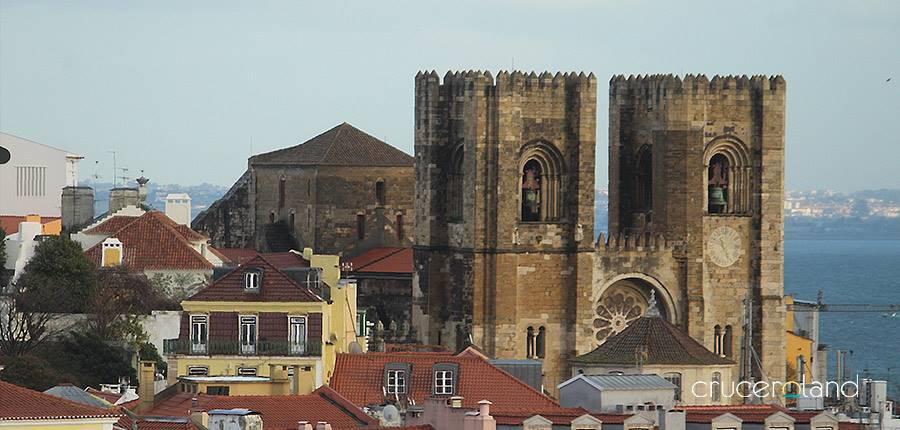 que ver en lisboa, Catedral de Lisboa