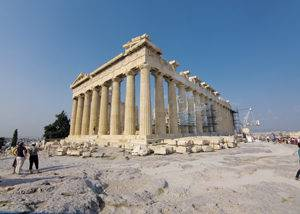 Crucero Egeo, Atenas, Grecia
