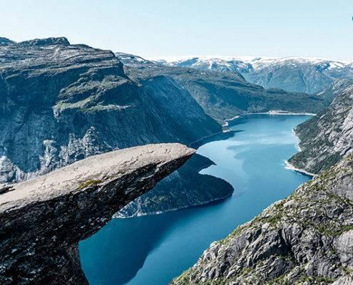Los mejores fiordos de Noruega en crucero