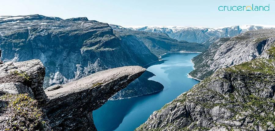 zapatos deportivos oficial mejor calificado salida online Los mejores fiordos de Noruega para visitar en crucero ...