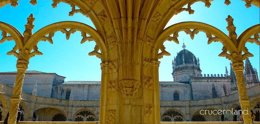 Barrio de Belem en Lisboa, visitar monasterio de los Jerónimos