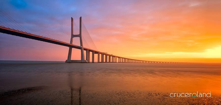 Puentes de Lisboa, vasco da gama
