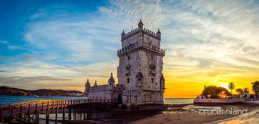 torre de Belem, ir a Lisboa