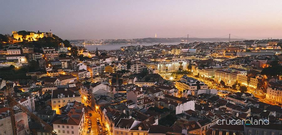 Miradores, las mejores vistas de Lisboa