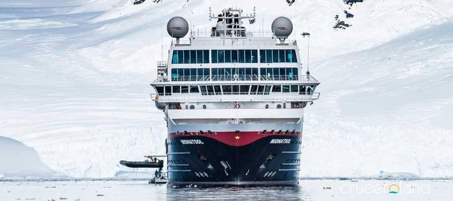 MS Midnatsol Hurtigruten