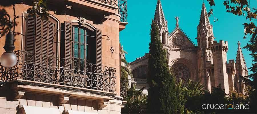 Crucero Mediterráneo por Palma de Mallorca