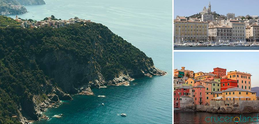 crucero de 4 días por el mediterráneo