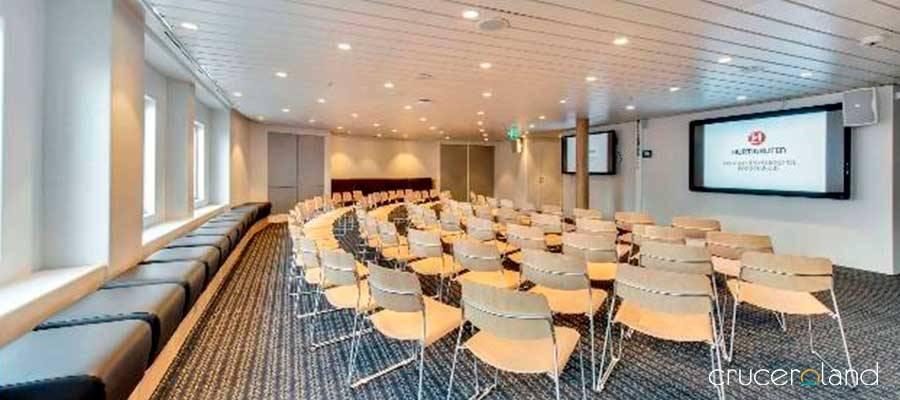 Crucero Hurtigurten conferencias