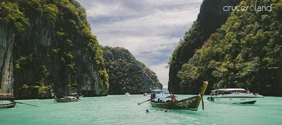 Crucero por Tailandia, Phuket