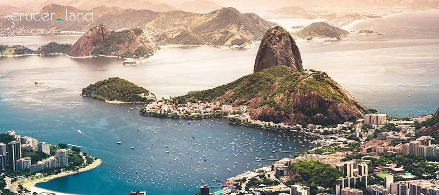 Crucero Brasil Rio de Janeiro