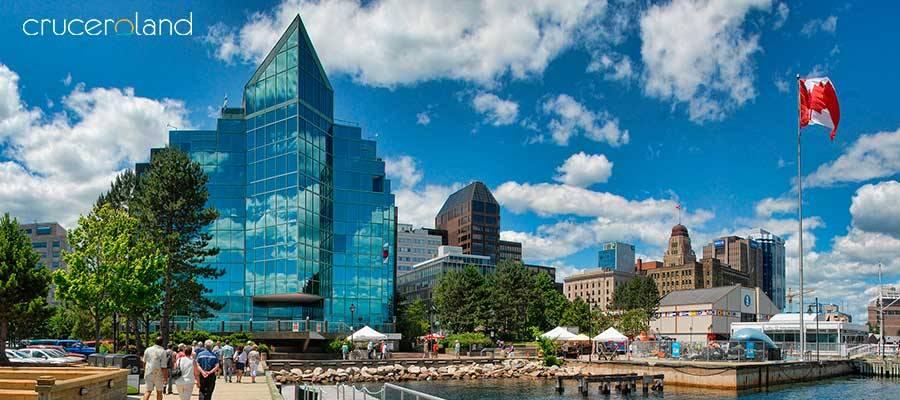 Crucero Canada Halifax