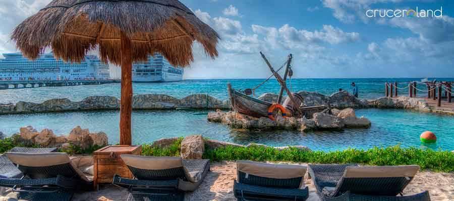 Crucero Caribe Costa Maya, Mexico
