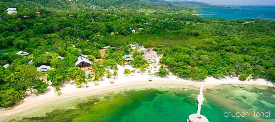Crucero Caribe por Honduras