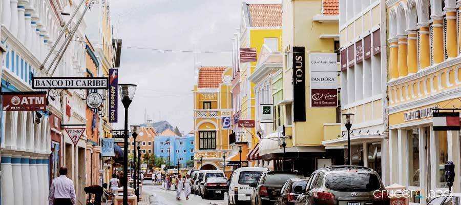 Crucero Caribe Occidental en Curaçao