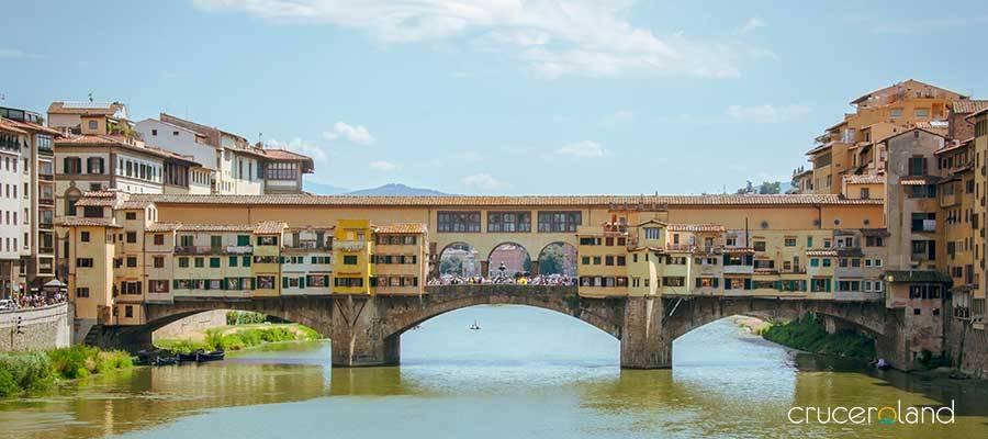 Crucero por Italia Florencia