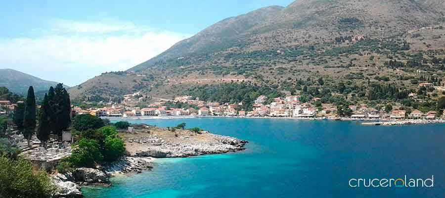 Crucero por Grecia, Argostoli