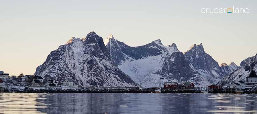 Crucero clásico completo por Noruega