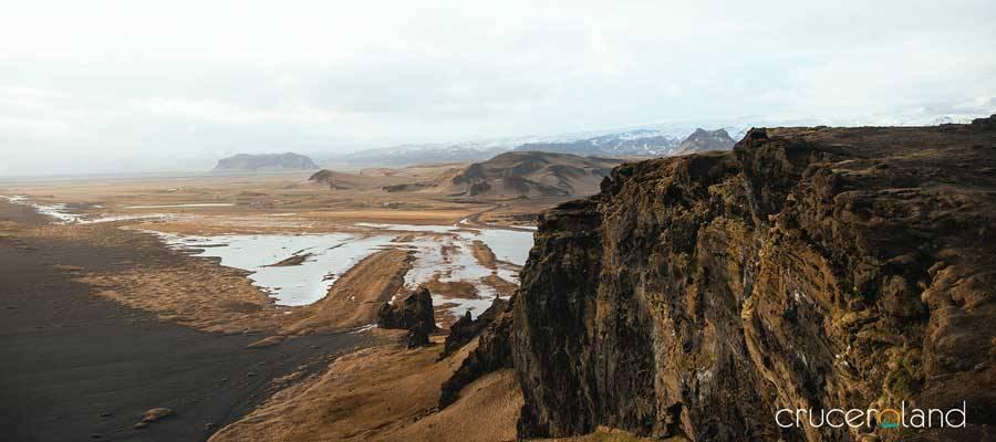 Crucero por los volcanes de Islandia
