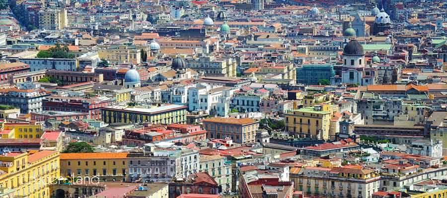 Crucero Mediterráneo por Italia y Nápoles
