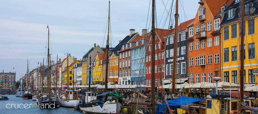 Crucero Norte Europa, Dinamarca