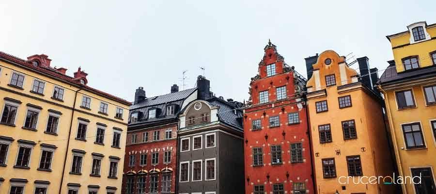 Crucero Norte Europa Estocolmo