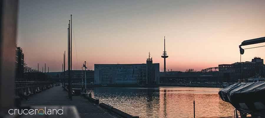 Crucero Norte Europa con salida de Kiel