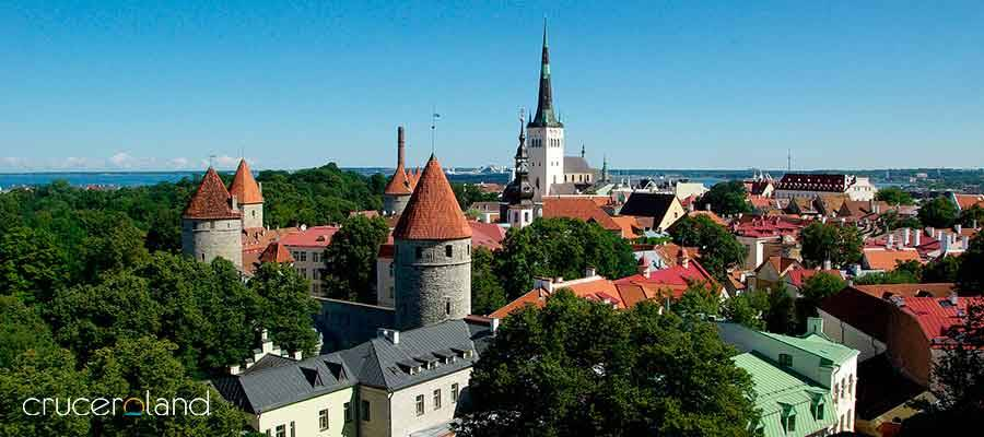 Crucero Norte Europa por Estonia