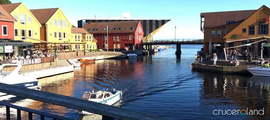 Crucero Noruega Kristiansand