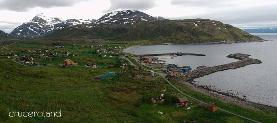 Crucero Noruega Skjervoy con Hurtigruten