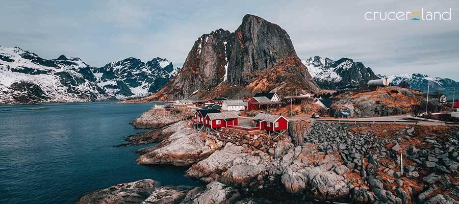 Crucero Noruega Svolvaen